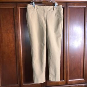 White House Black Market khaki pants